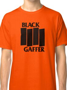 Black Gaffer Classic T-Shirt