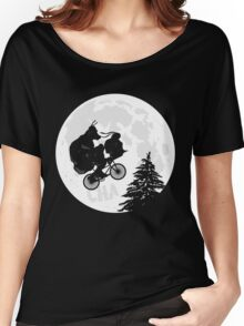 Evidence of a Foiled Plot Women's Relaxed Fit T-Shirt