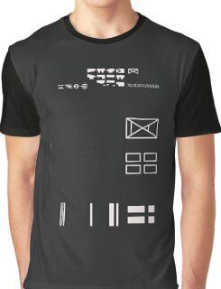 Tyler Joseph's Tattoos Print Graphic T-Shirt