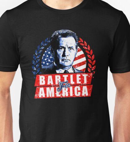 jed bartlet  Unisex T-Shirt