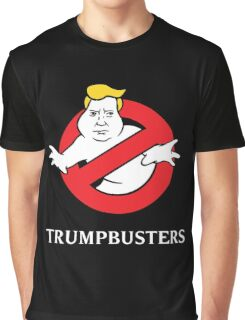 Trump Busters  Graphic T-Shirt
