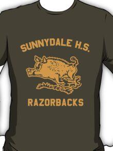 Sunnydale Razorbacks (Accurate Artwork) T-Shirt