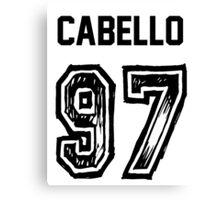 Cabello '97 Canvas Print