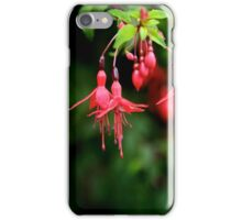 Fuchsia Hedge at Loch Na Fooey 3 iPhone Case/Skin