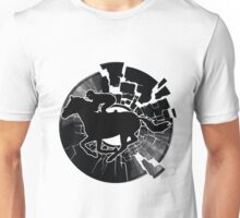 Vinyl Disc Jockey Unisex T-Shirt
