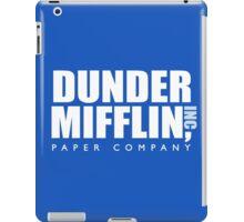 dunder mifflin  inc iPad Case/Skin