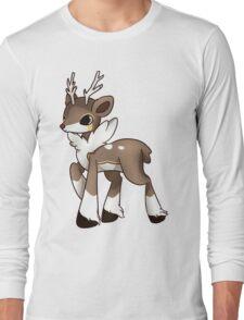 Winter Sawsbuck Long Sleeve T-Shirt