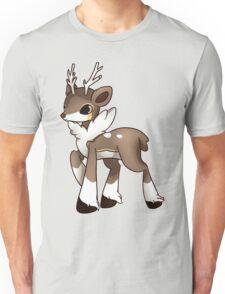 Winter Sawsbuck Unisex T-Shirt