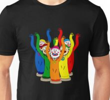 Weird & Wacky Waving Inflatable Arm Flailing Tube Man tshirt Unisex T-Shirt