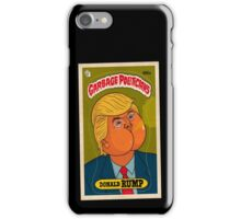 Donald Rump iPhone Case/Skin
