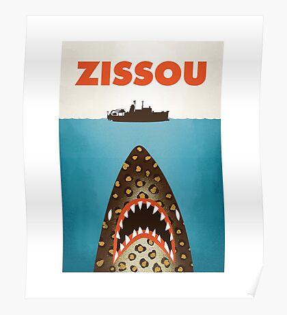 Zissou Poster