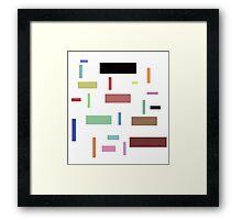 Tanglerecs Framed Print