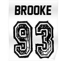 Brooke'93 Poster