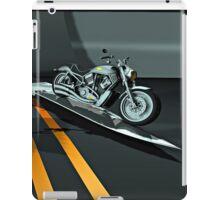Biker's still life 2.0 iPad Case/Skin