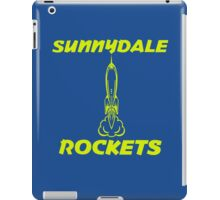 Sunnydale Rockets iPad Case/Skin