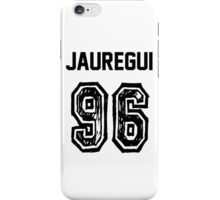 Jauregui'96 iPhone Case/Skin