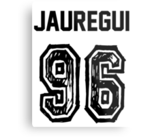 Jauregui'96 Metal Print