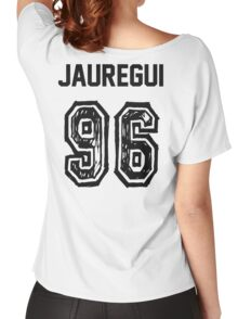Jauregui'96 Women's Relaxed Fit T-Shirt