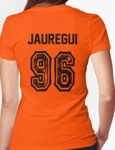 Jauregui'96 Womens Fitted T-Shirt