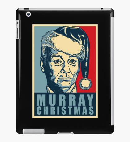 murray christmas iPad Case/Skin