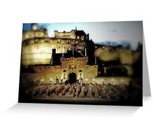 Through The Mists Of Time Greeting Card