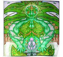 Marijuana Thrives~ Poster