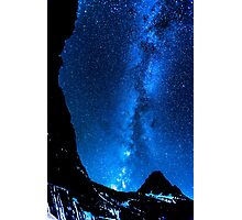 The Milky Way! Photographic Print