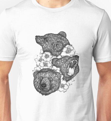 Bears in Bears Unisex T-Shirt