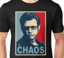 ian malcolm chaos Unisex T-Shirt