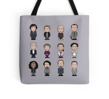 Sherlock and Friends (pillow or bag) Tote Bag