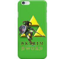 Skyrim Sword iPhone Case/Skin