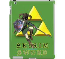Skyrim Sword iPad Case/Skin