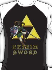Skyrim Sword T-Shirt