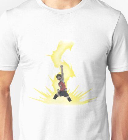 Nishanoya Haikyuu!! - Rolling Thunder Unisex T-Shirt