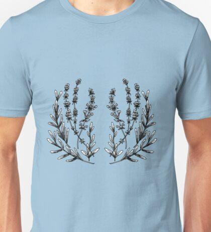 Lavender Botanical Unisex T-Shirt