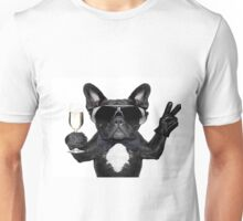 Pug Chic Unisex T-Shirt