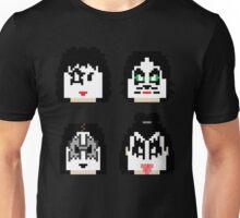 8-Bit Gods of Thunder Unisex T-Shirt