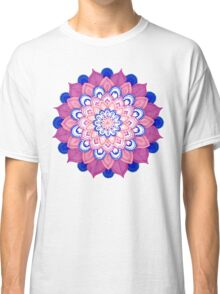 Mellow Sunset Mandala Classic T-Shirt