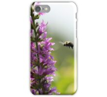 Bumble Bee at work iPhone Case/Skin
