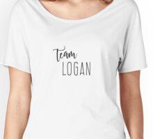 Team Logan Women's Relaxed Fit T-Shirt