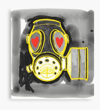 Gas Max Canvas Print