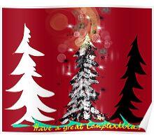 CompleXmas Tree Poster