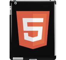 HTML 5 iPad Case/Skin