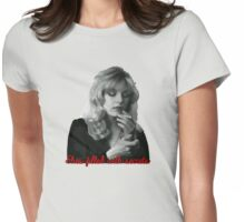 Shes filled with secrets Womens Fitted T-Shirt