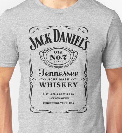 Jack Daniels Magic Reveal Unisex T-Shirt