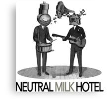 Neutral Milk Hotel Canvas Print