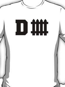 Defense Fence T-Shirt