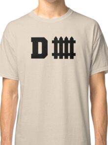 Defense Fence Classic T-Shirt