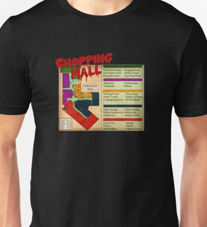 Chopping Mall - Horror Movie T-shirt Unisex T-Shirt