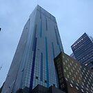 Modern Architecture, New York City by lenspiro